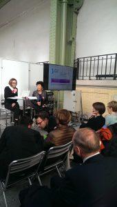 conférence au Grand Palais le 5 décembre